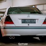 '97 Mercedes Classe C W202... Le static, c'est chic ! 6