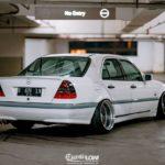'97 Mercedes Classe C W202... Le static, c'est chic ! 5
