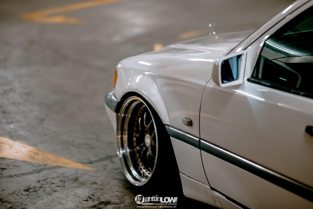 '97 Mercedes Classe C W202... Le static, c'est chic ! 1