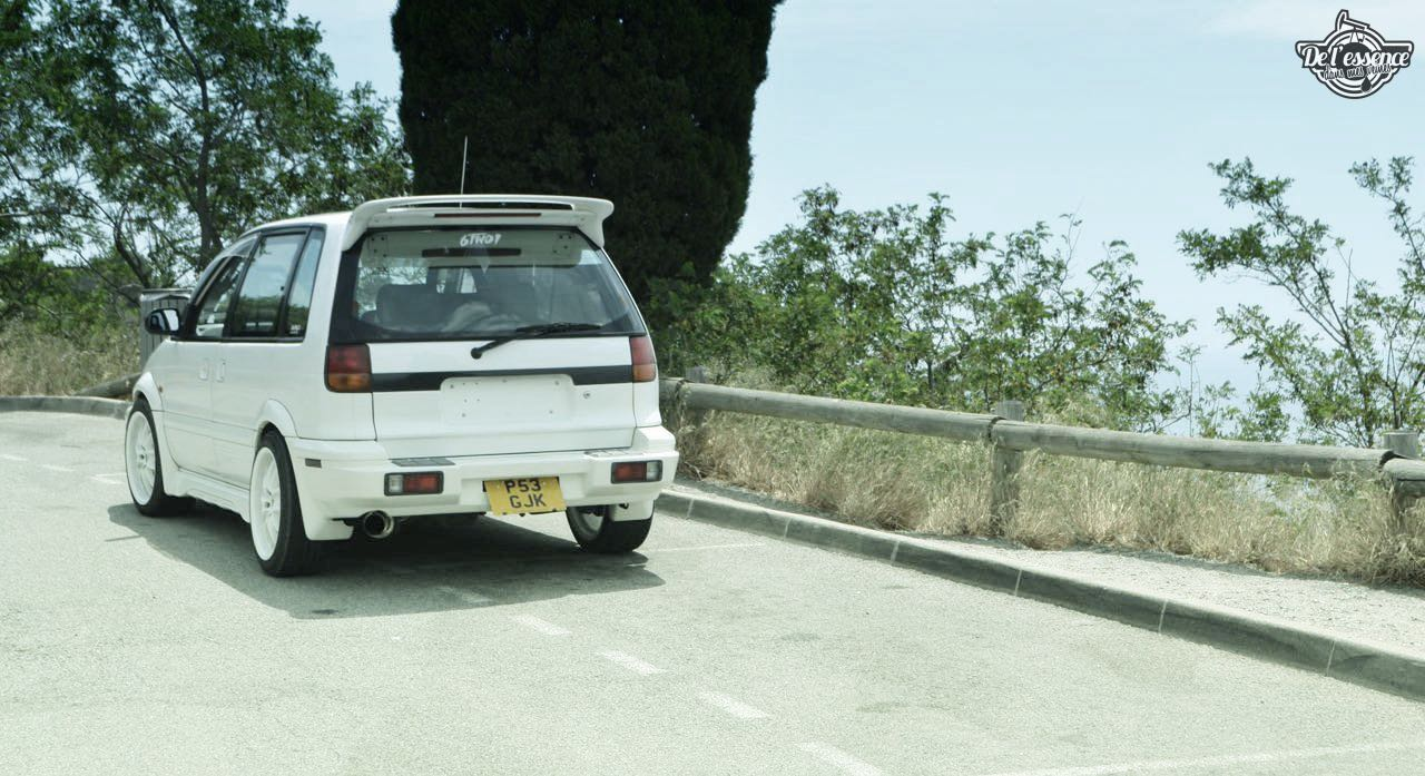 Mitsubishi RVR Hyper Sports Gear - Monospace Familial ou bête de spéciale ? 19