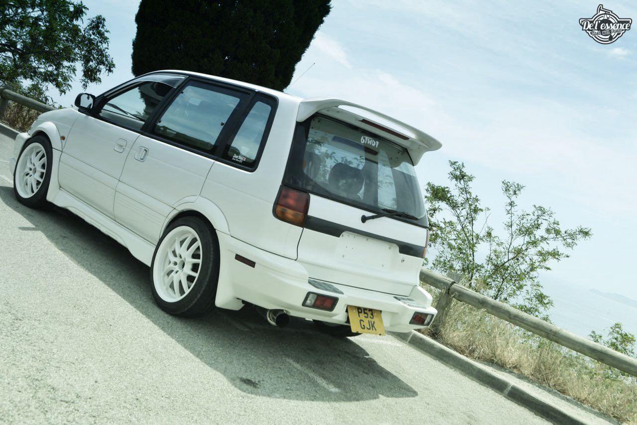 Mitsubishi RVR Hyper Sports Gear - Monospace Familial ou bête de spéciale ? 20