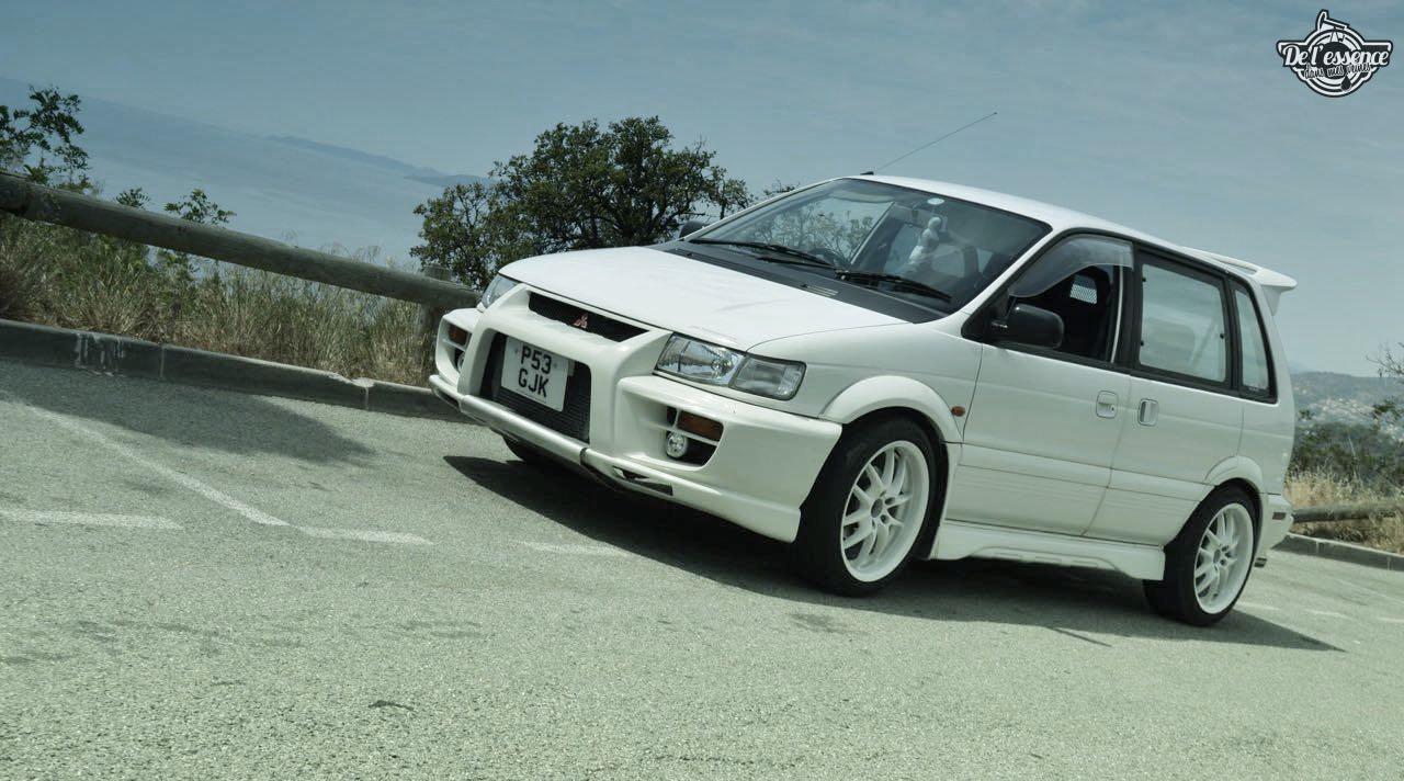Mitsubishi RVR Hyper Sports Gear - Monospace Familial ou bête de spéciale ? 21