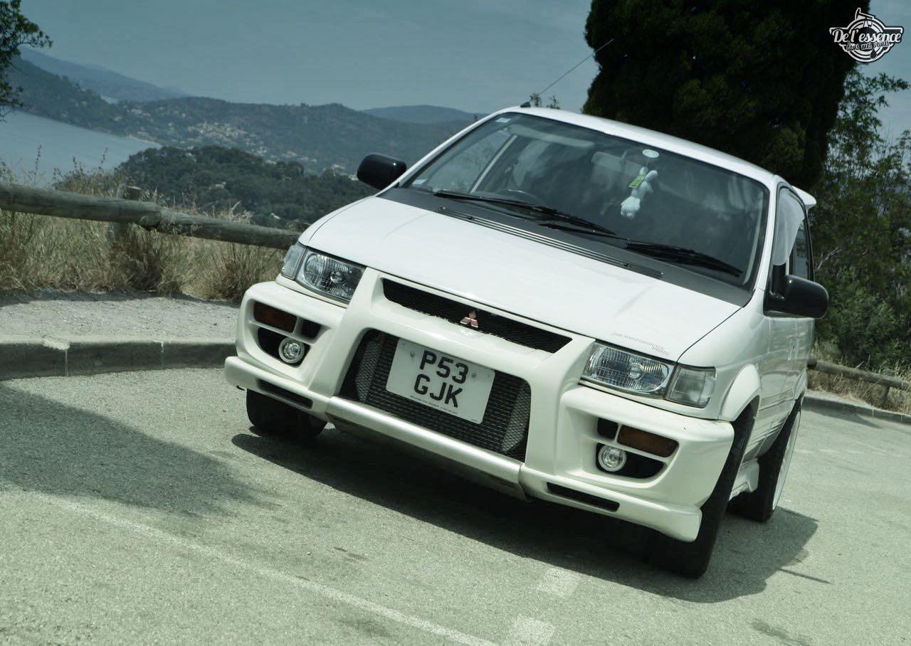 Mitsubishi RVR Hyper Sports Gear - Monospace Familial ou bête de spéciale ? 22