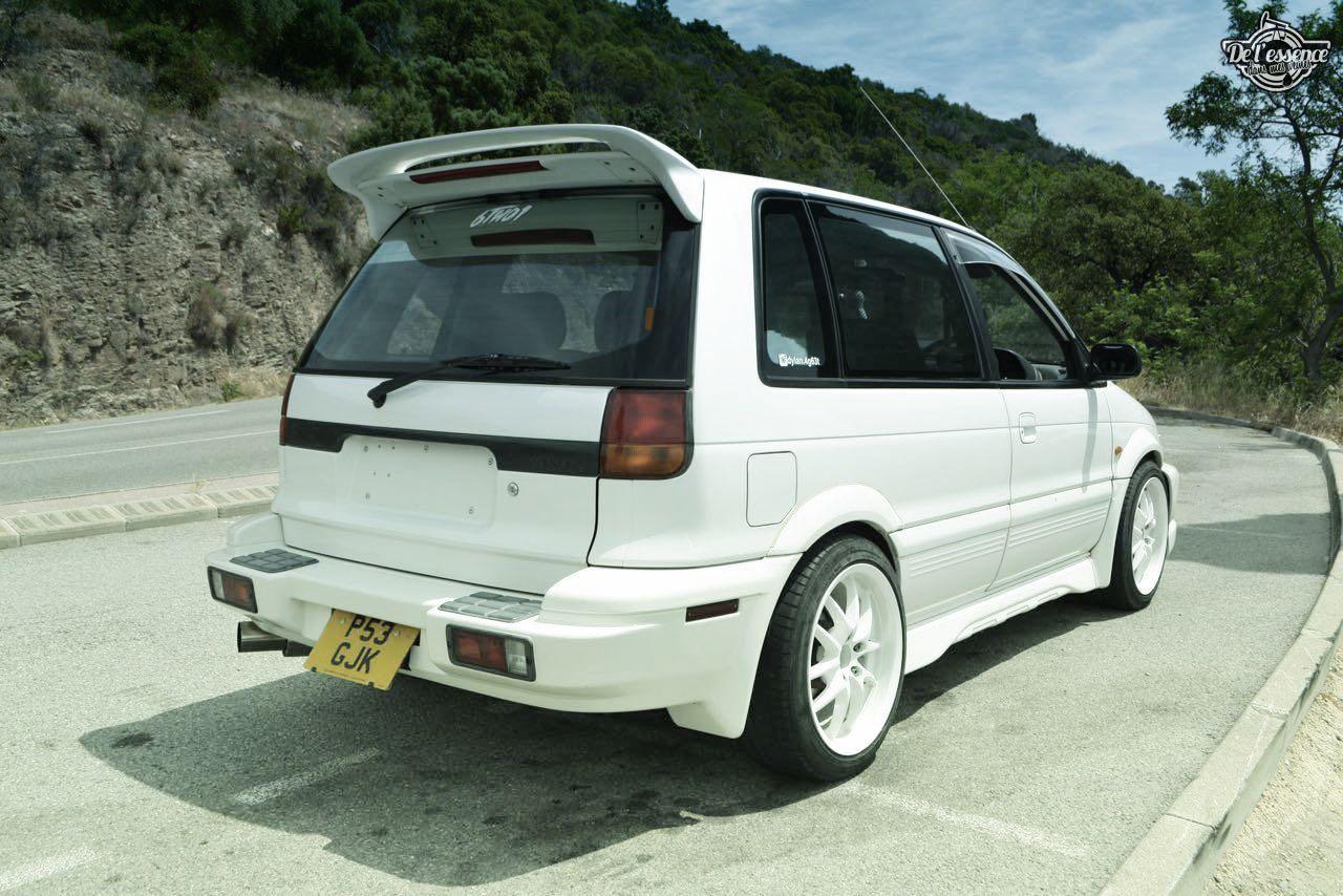 Mitsubishi RVR Hyper Sports Gear - Monospace Familial ou bête de spéciale ? 36