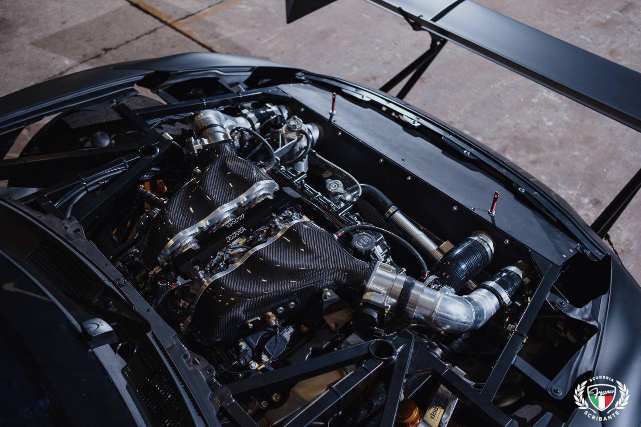 Hillclimb Monster : Nissan GTR 1600 ch - Téléportation ! 3