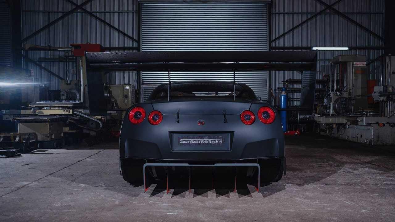 Hillclimb Monster : Nissan GTR 1600 ch - Téléportation ! 8