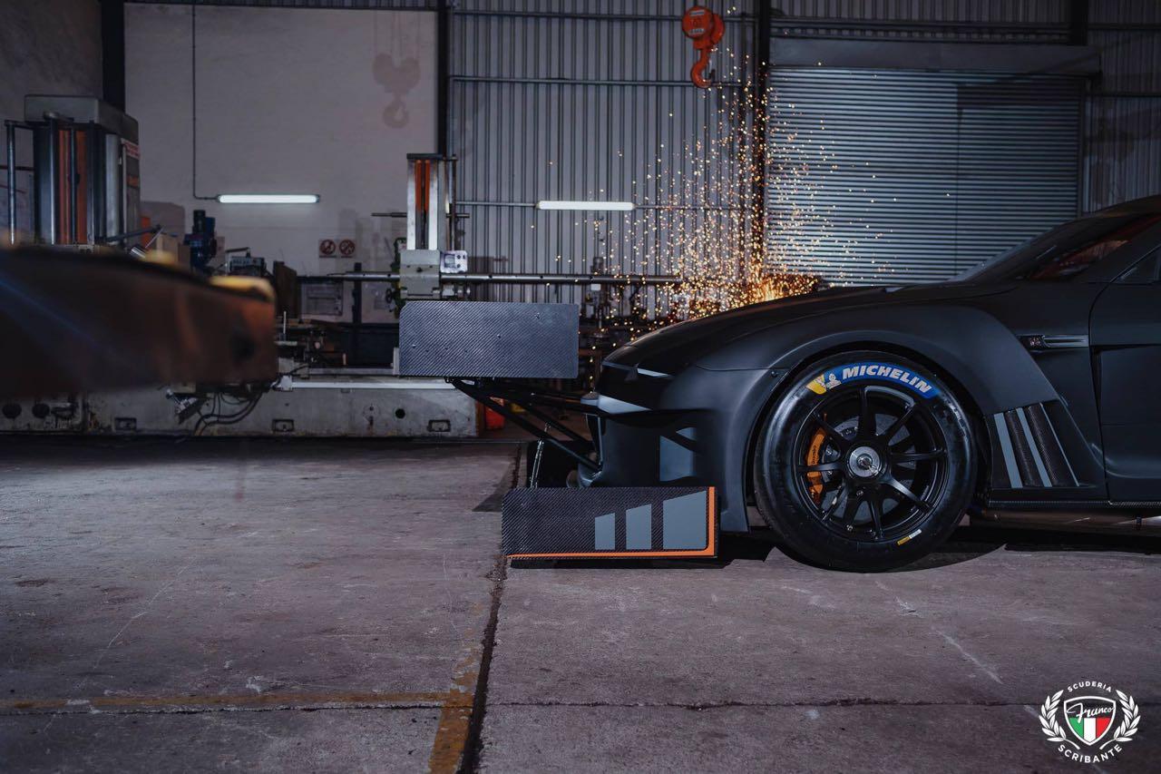 Hillclimb Monster : Nissan GTR 1600 ch - Téléportation ! 7