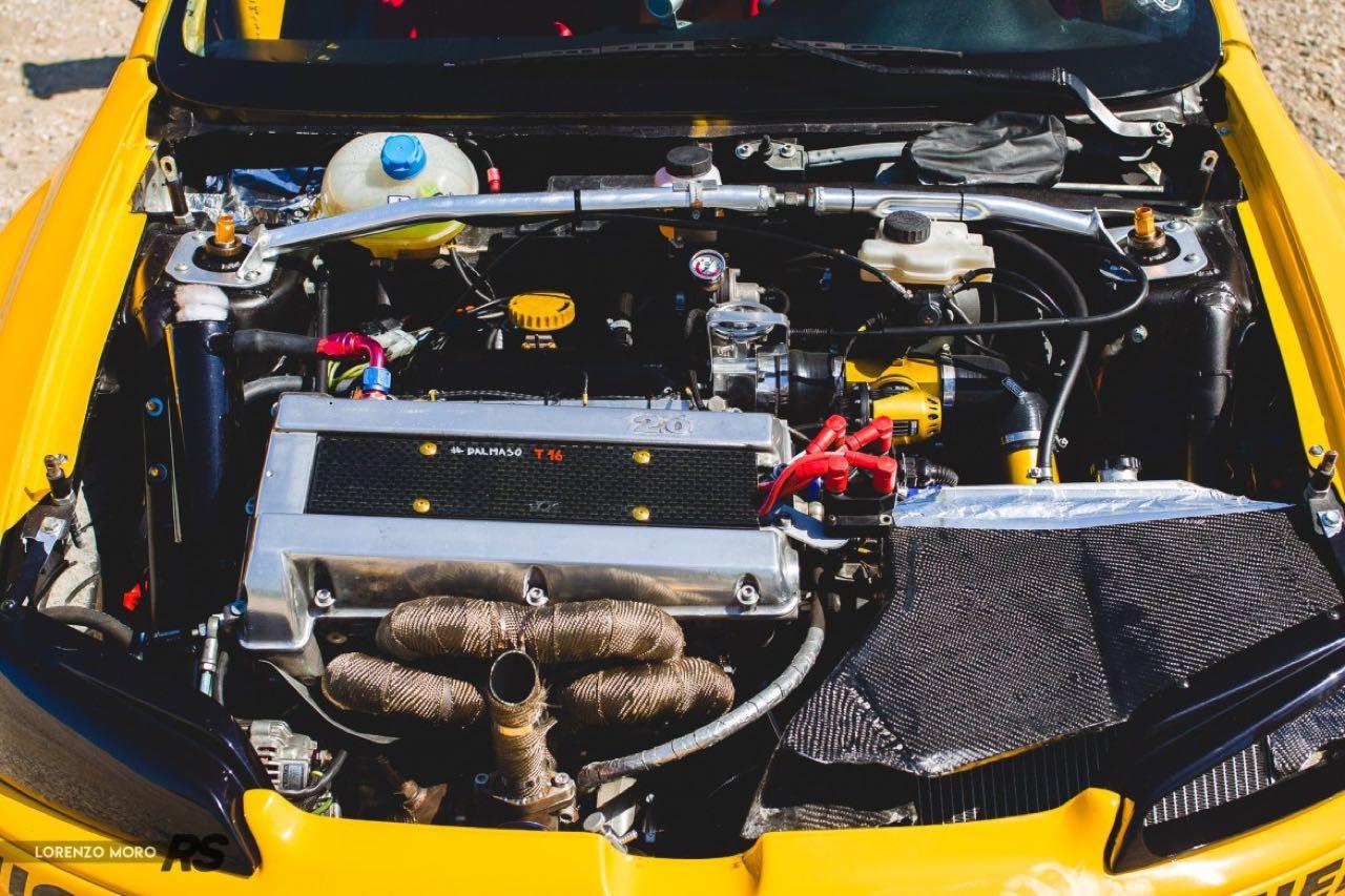 Peugeot 106 Rallye... presque T16 ! 7