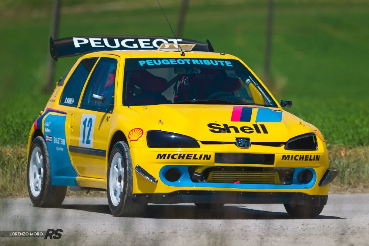 Peugeot 106 Rallye... presque T16 ! 15