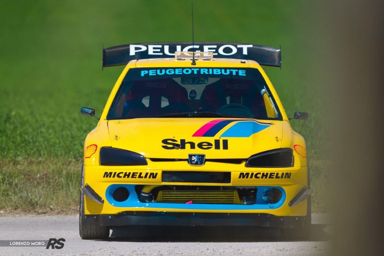 Peugeot 106 Rallye... presque T16 ! 11