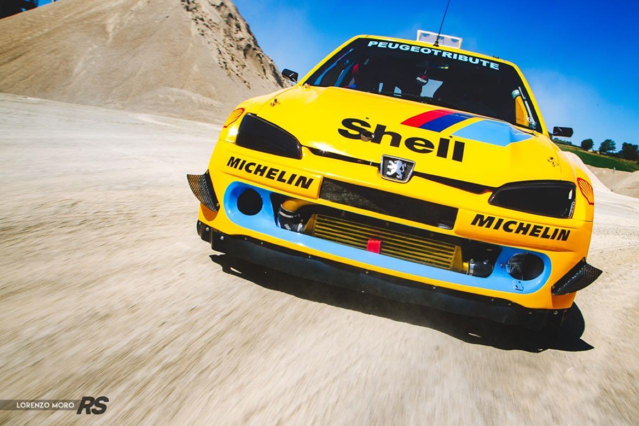 Peugeot 106 Rallye... presque T16 ! 4