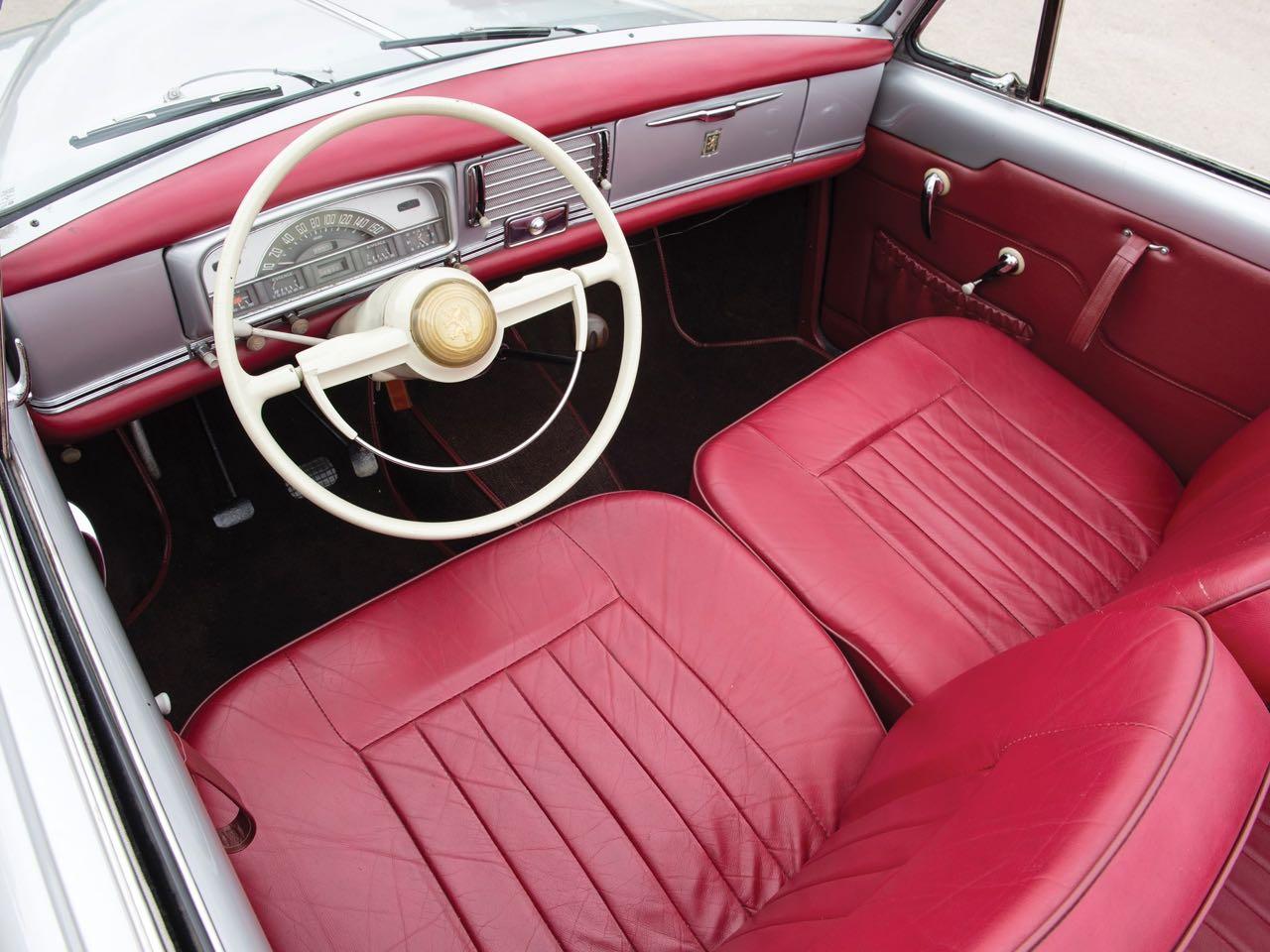 Peugeot 403 Cabriolet - En toute simplicité... 4
