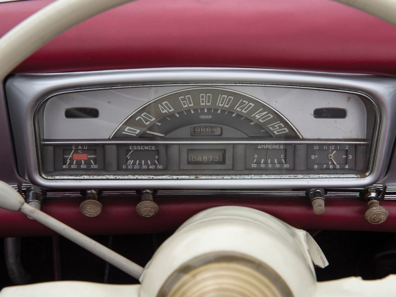 Peugeot 403 Cabriolet - En toute simplicité... 6