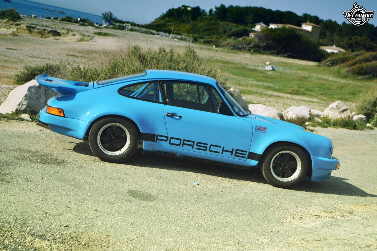 Porsche 911 RS IROC Replica... Level Master ! 14