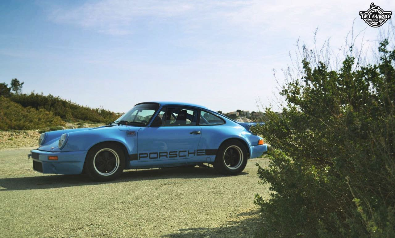 Porsche 911 RS IROC Replica... Level Master ! 46
