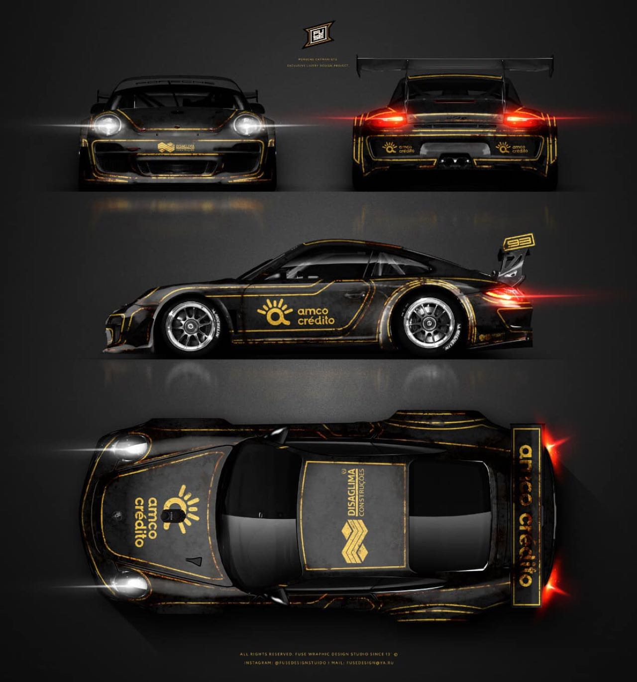 Hillclimb Monster : Porsche 911 GT3 R 4.0... C'est sérieux là ! 1