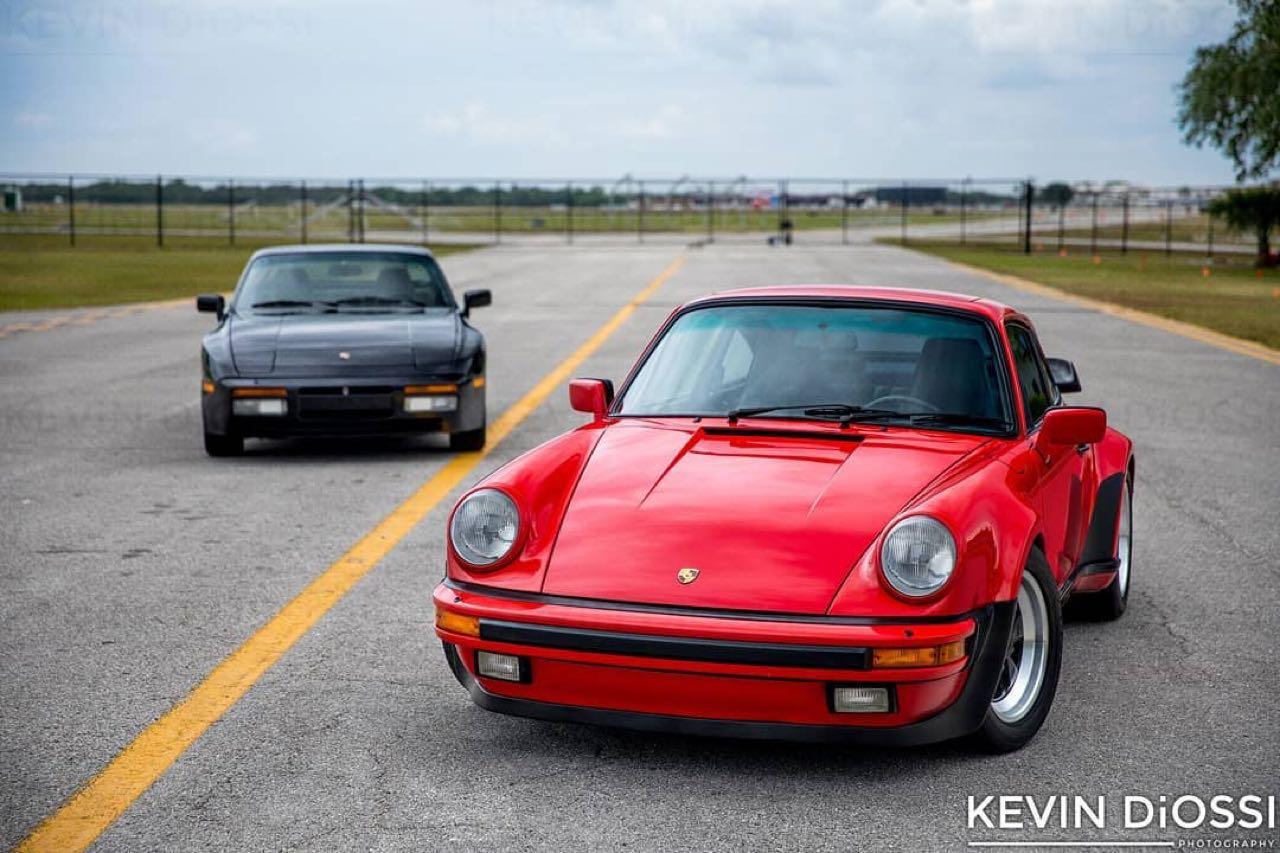 Porsche 930 Turbo vs 944 Turbo... Préjugés ! 1