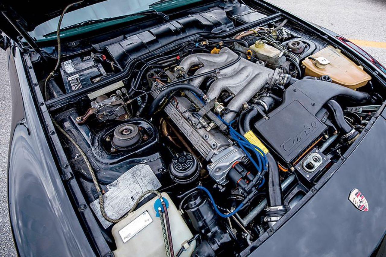 Porsche 930 Turbo vs 944 Turbo... Préjugés ! 6