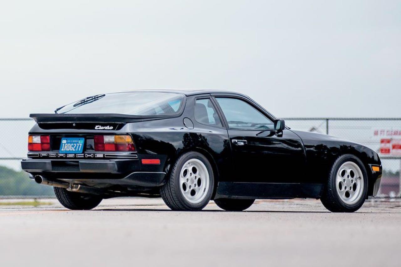 Porsche 930 Turbo vs 944 Turbo... Préjugés ! 3