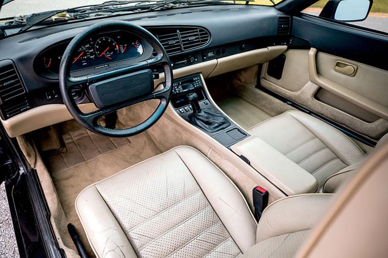 Porsche 930 Turbo vs 944 Turbo... Préjugés ! 5