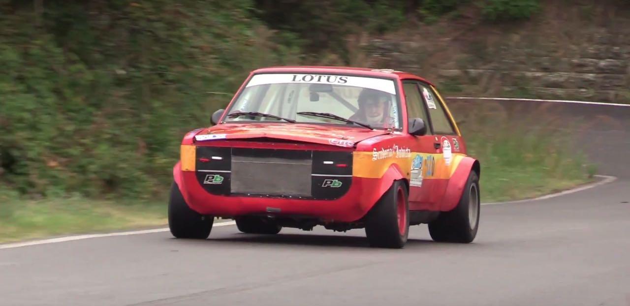 Hillclimb Monster : Talbot Sunbeam Lotus Gr4... Old's cool ! 1