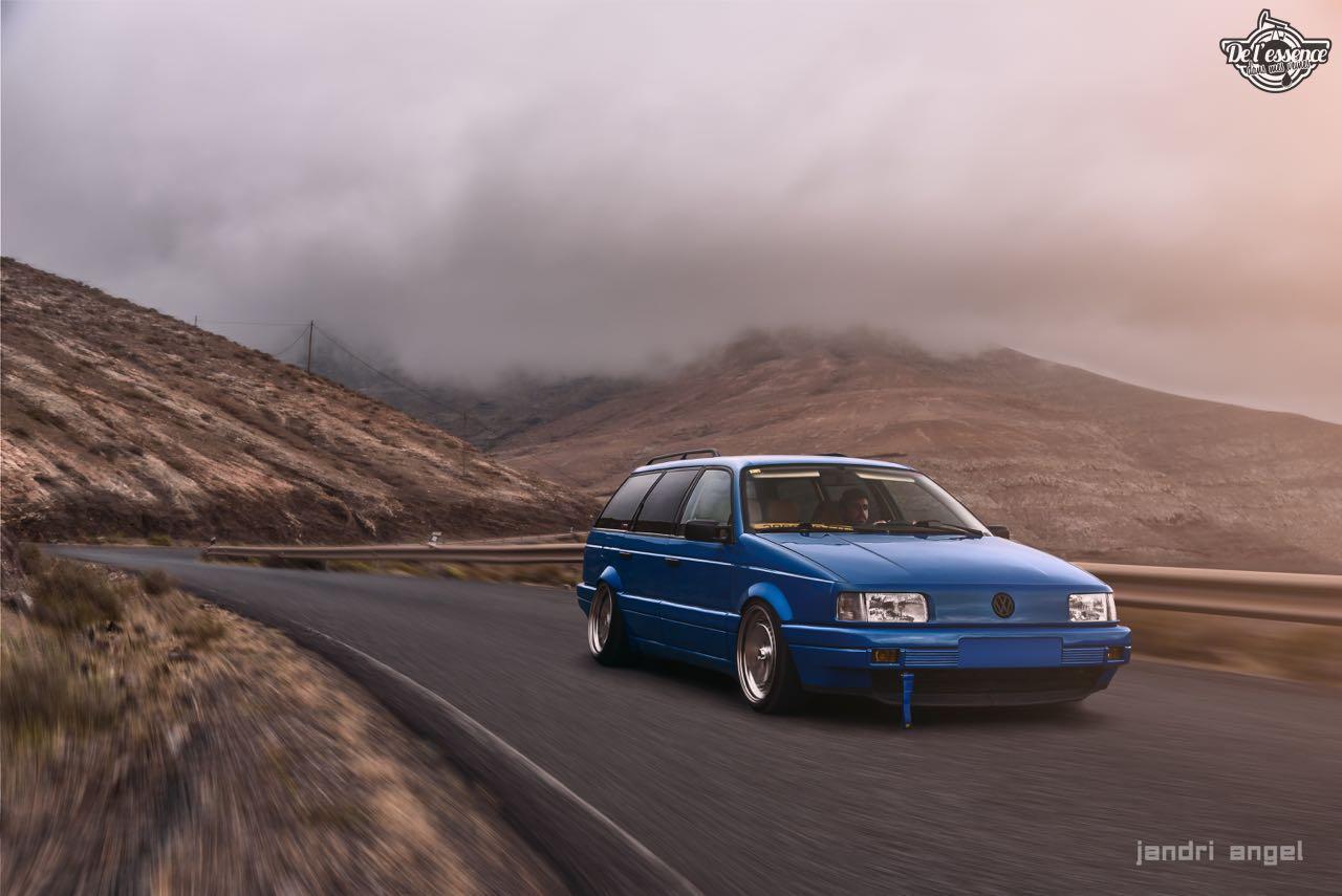 VW Break Passat... VR6 ! Elle est parfaite. 9