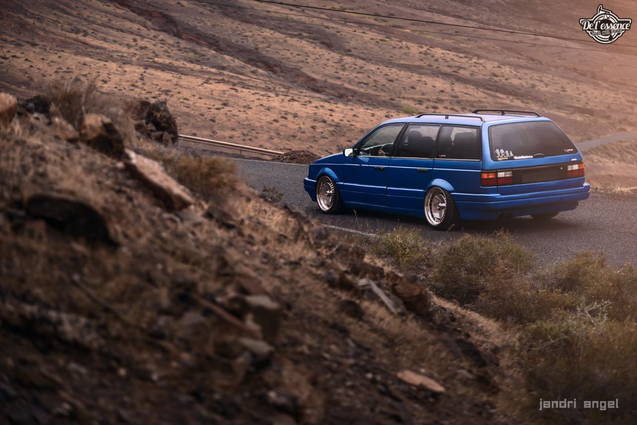VW Break Passat... VR6 ! Elle est parfaite. 7