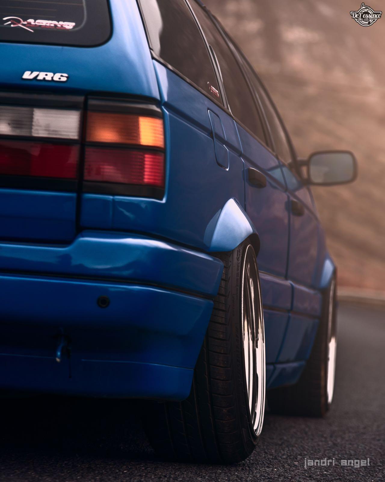 VW Break Passat... VR6 ! Elle est parfaite. 3