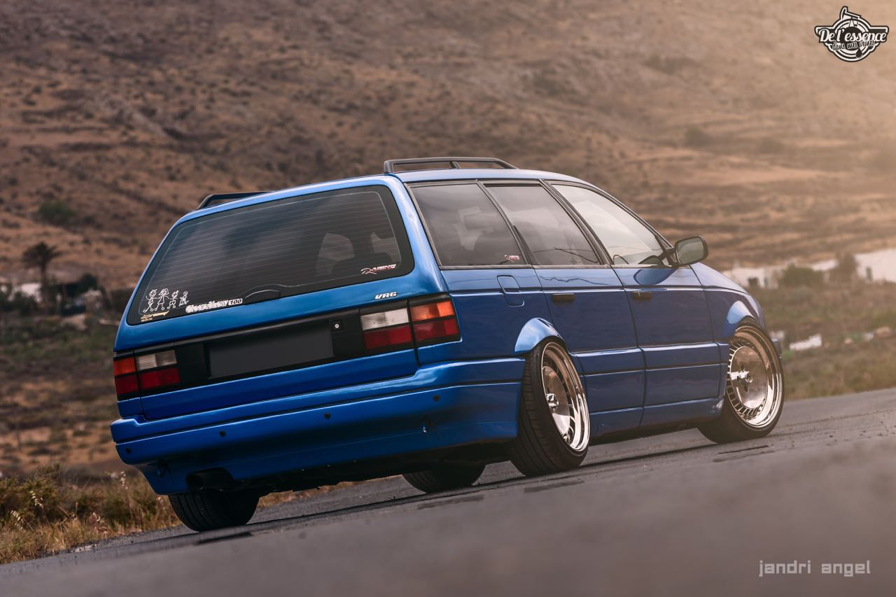 VW Break Passat... VR6 ! Elle est parfaite. 2