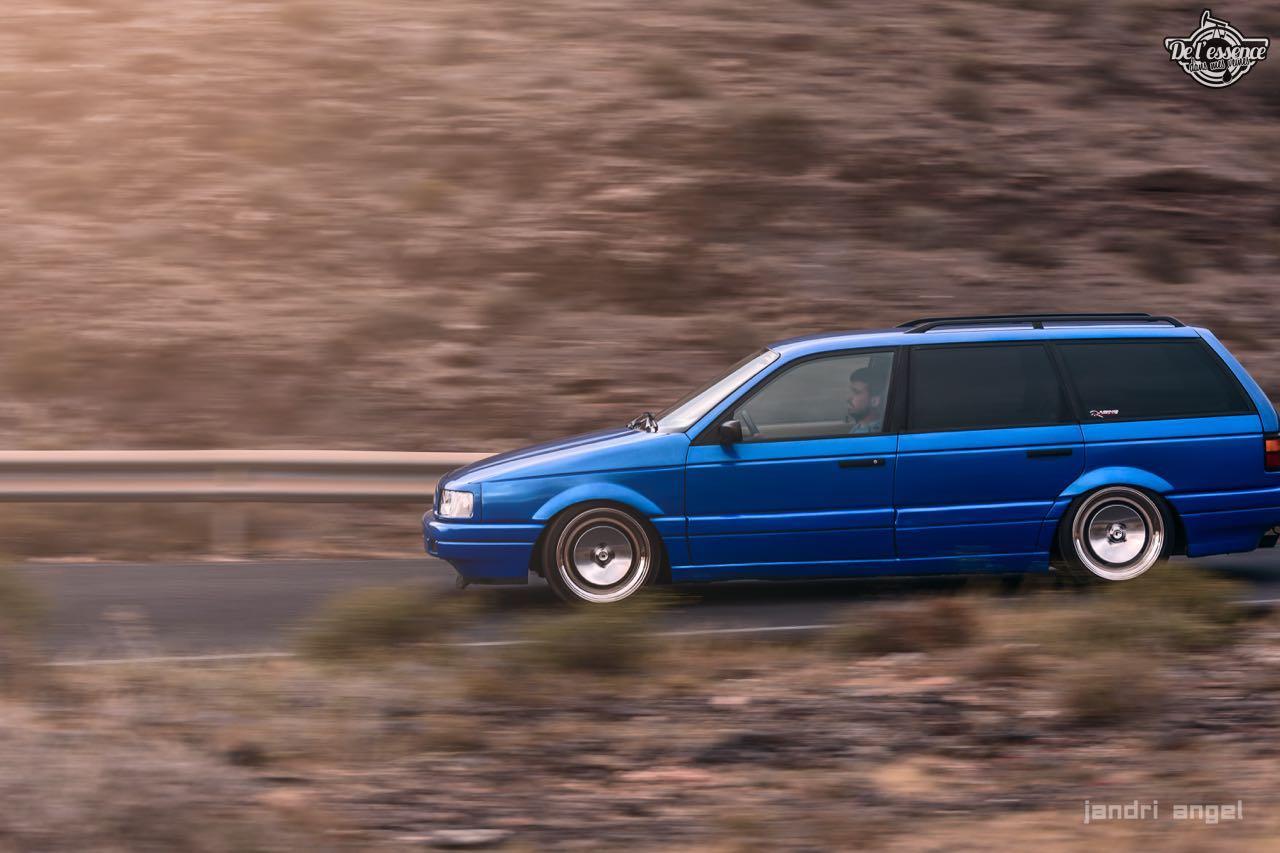VW Break Passat... VR6 ! Elle est parfaite. 6