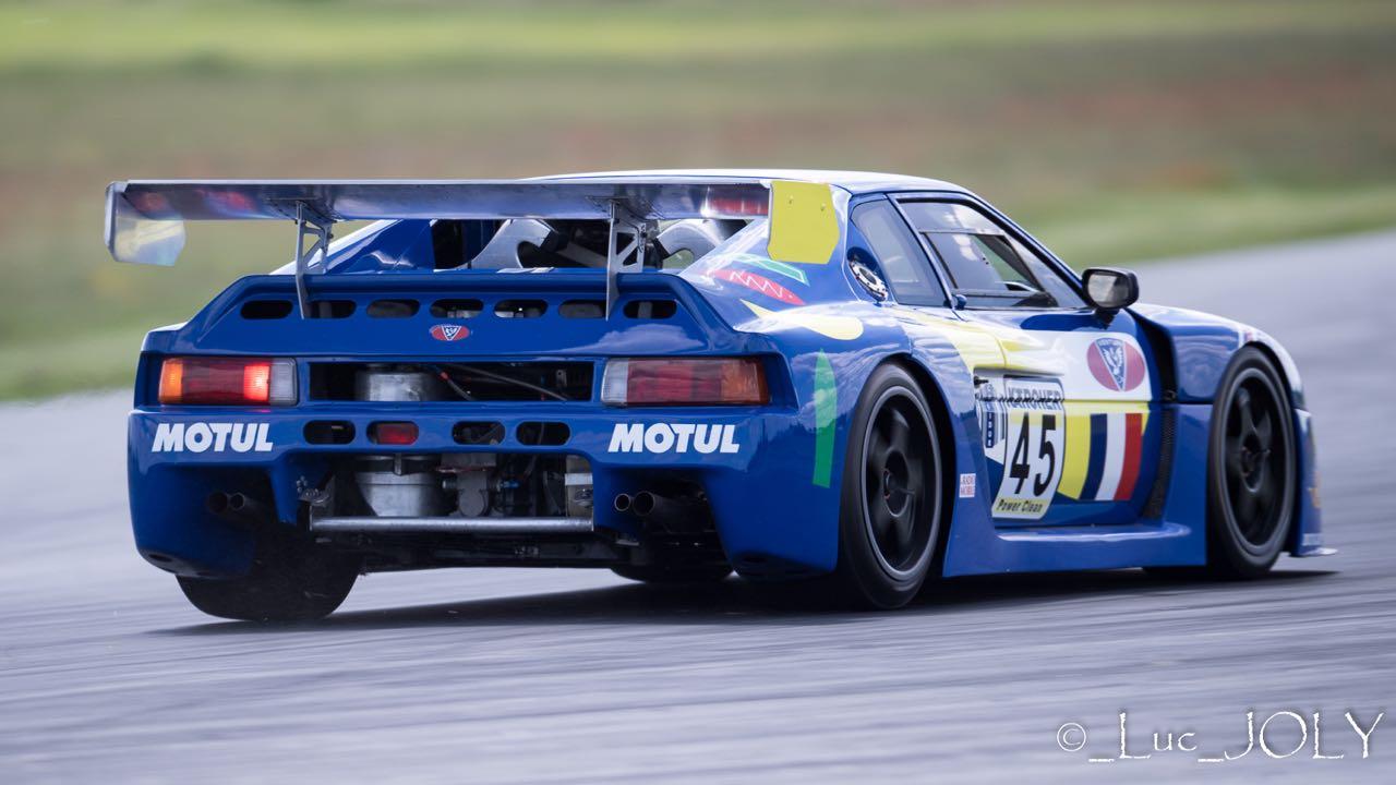 Engine Sound : Venturi 600 LM GT1... Ceci est un PRV ! 4