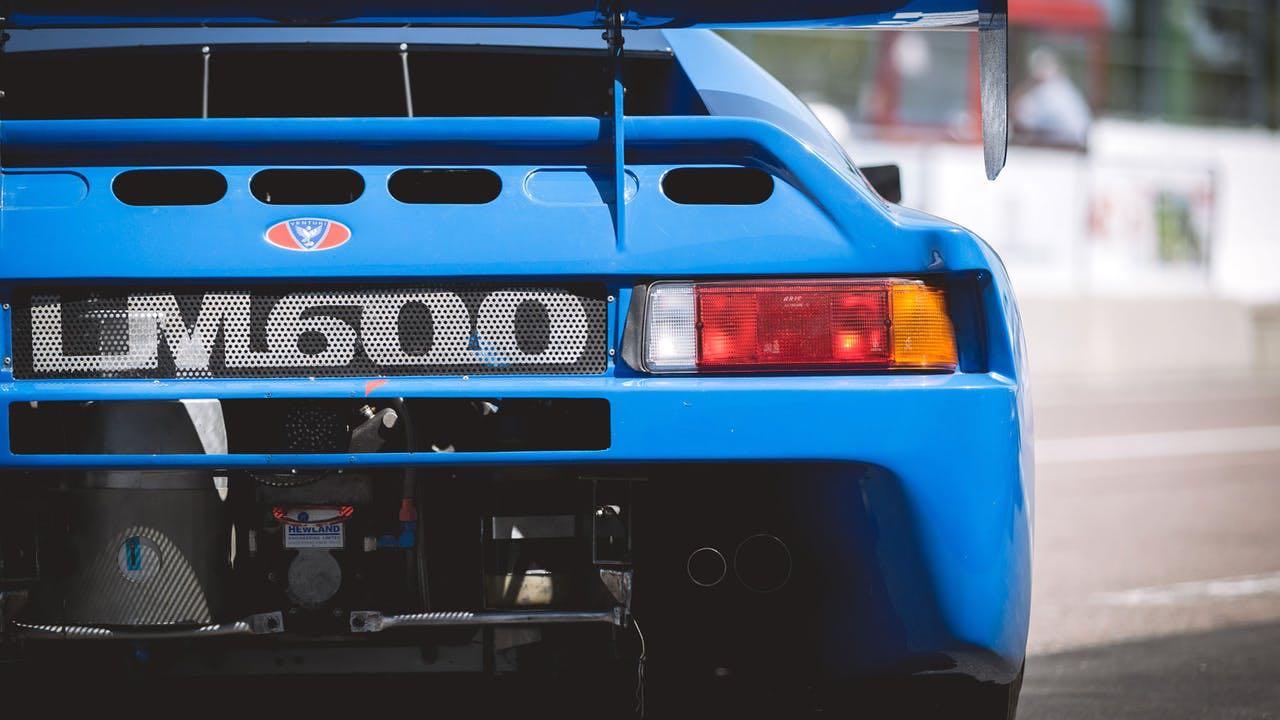 Engine Sound : Venturi 600 LM GT1... Ceci est un PRV ! 2