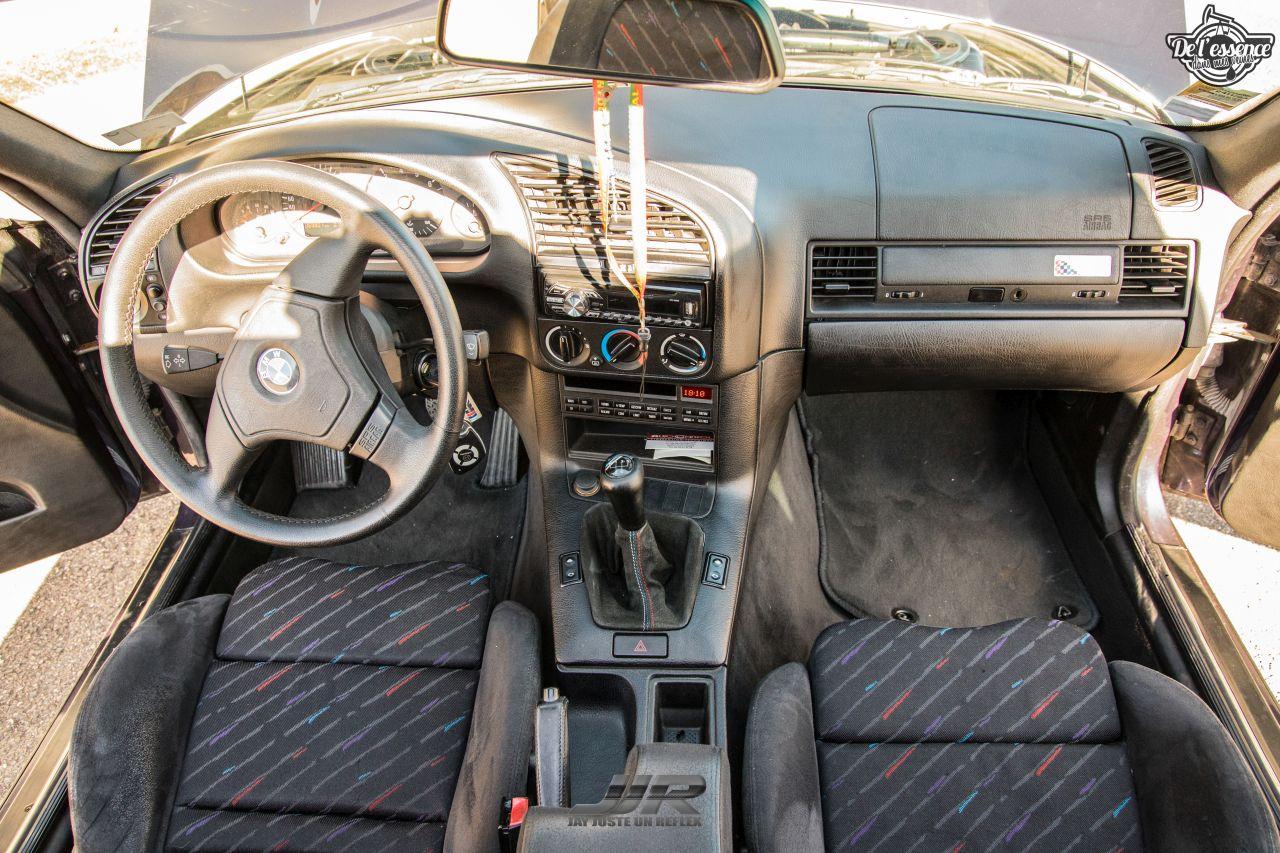 La BMW M3 E36 de Dav - Bayern JDM ! 2
