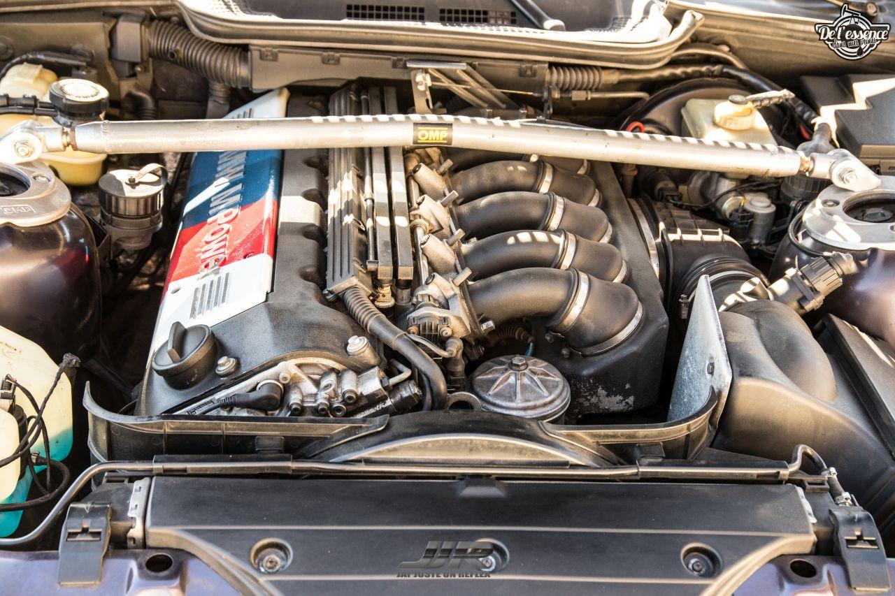 La BMW M3 E36 de Dav - Bayern JDM ! 3
