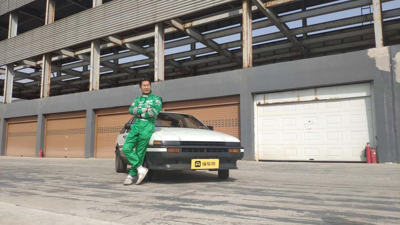 #Petrolhead - Keiichi Tsuchiya - Le Maître du drift ! 13