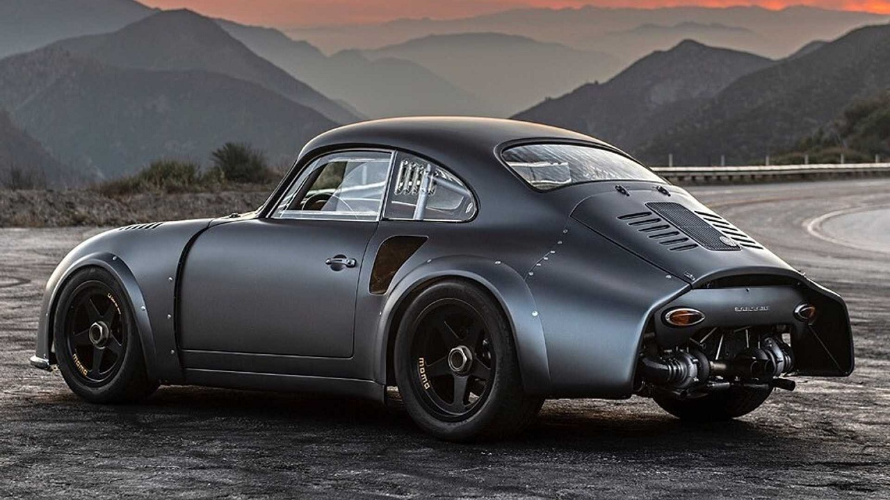 Porsche 356 RSR Emory Motorsport - This is Outlaw ! 36