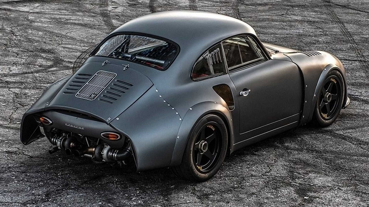 Porsche 356 RSR Emory Motorsport - This is Outlaw ! 35
