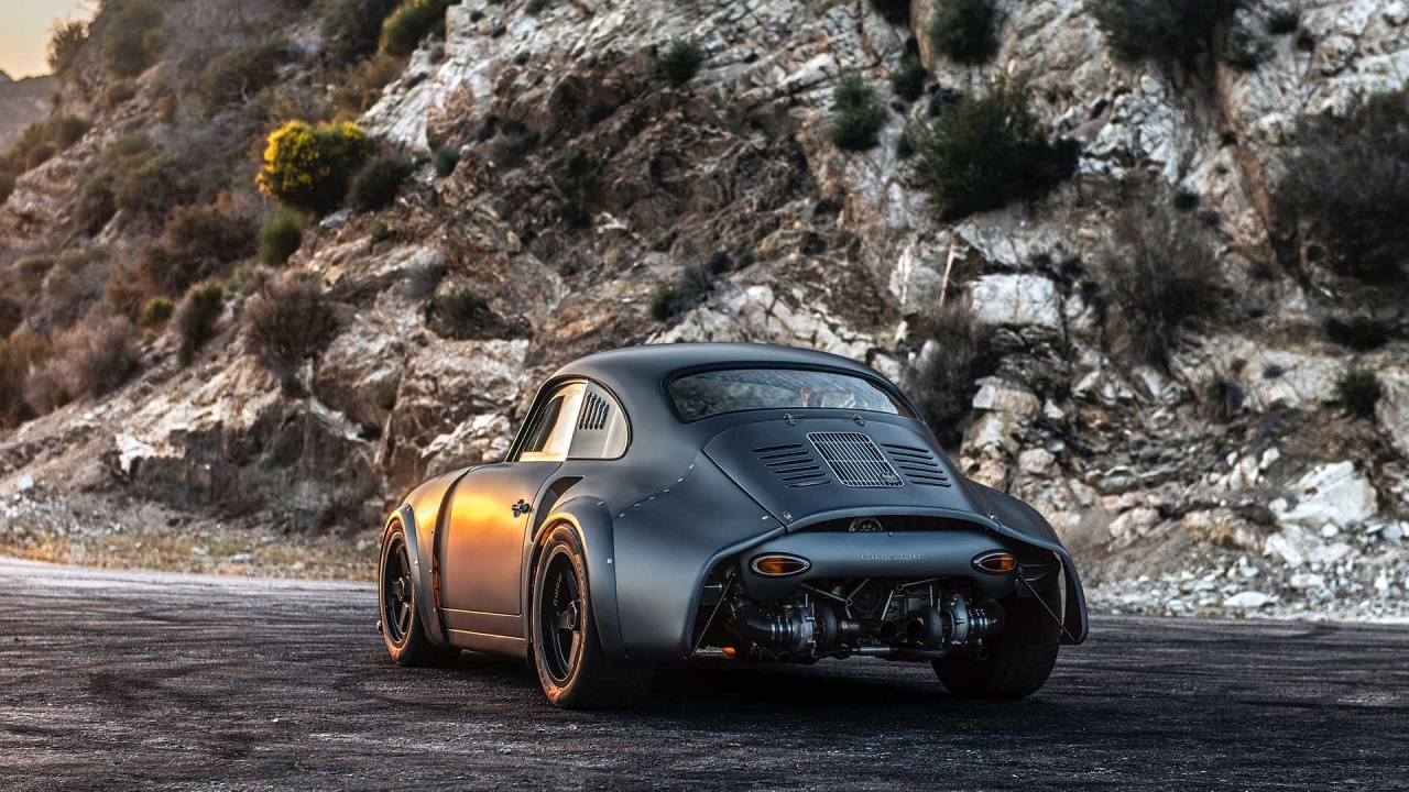 Porsche 356 RSR Emory Motorsport - This is Outlaw ! 34