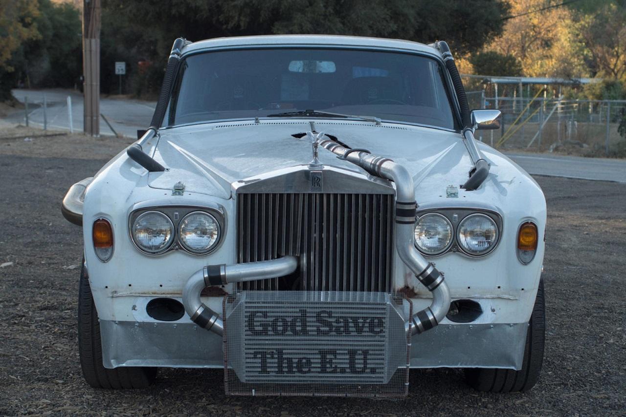 Rolls Royce Silver Shadow - The Trolls Royce ! 1