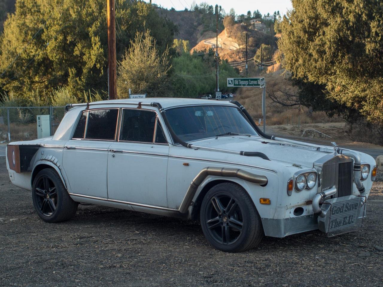 Rolls Royce Silver Shadow - The Trolls Royce ! 3