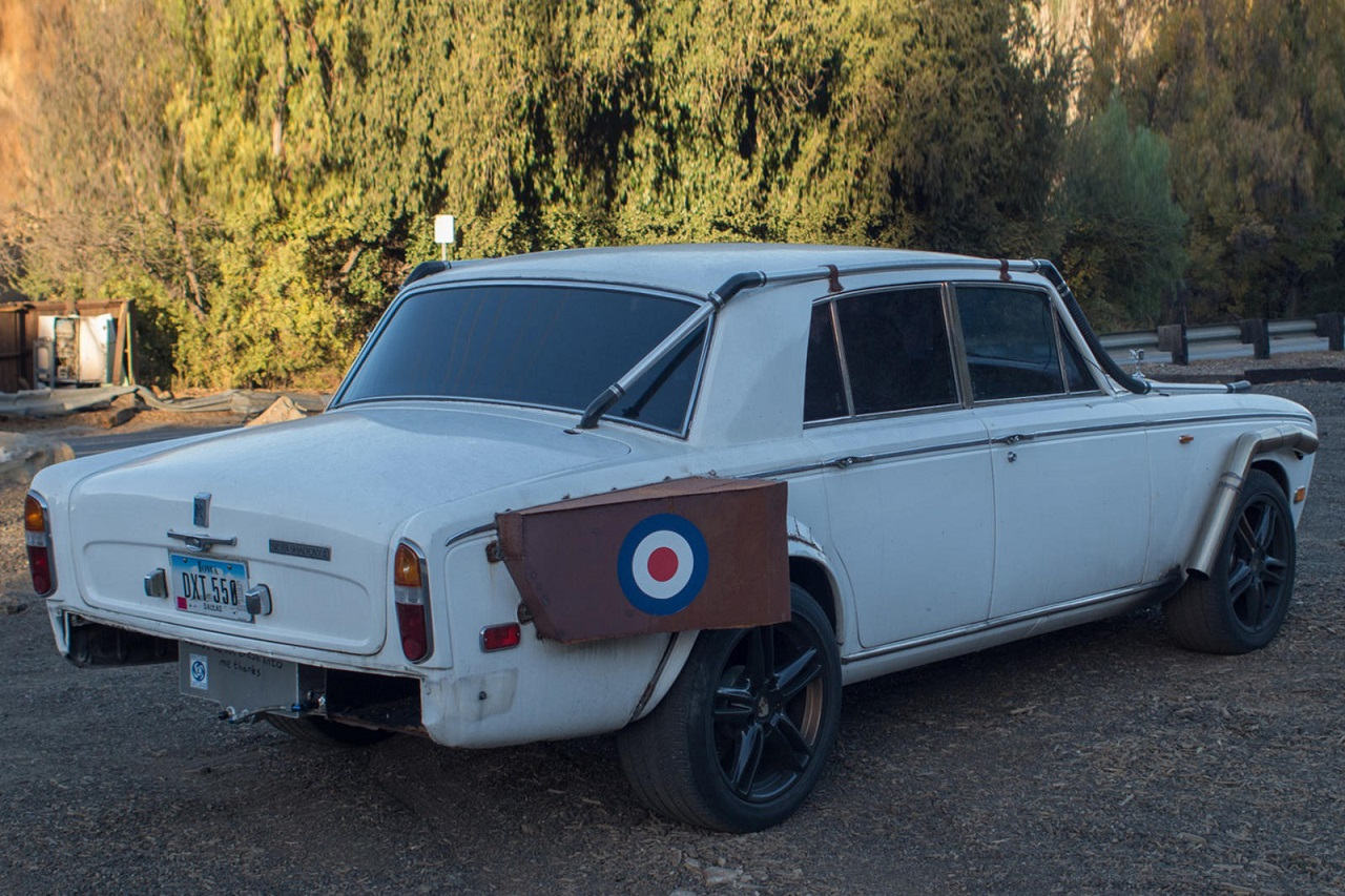 Rolls Royce Silver Shadow - The Trolls Royce ! 10