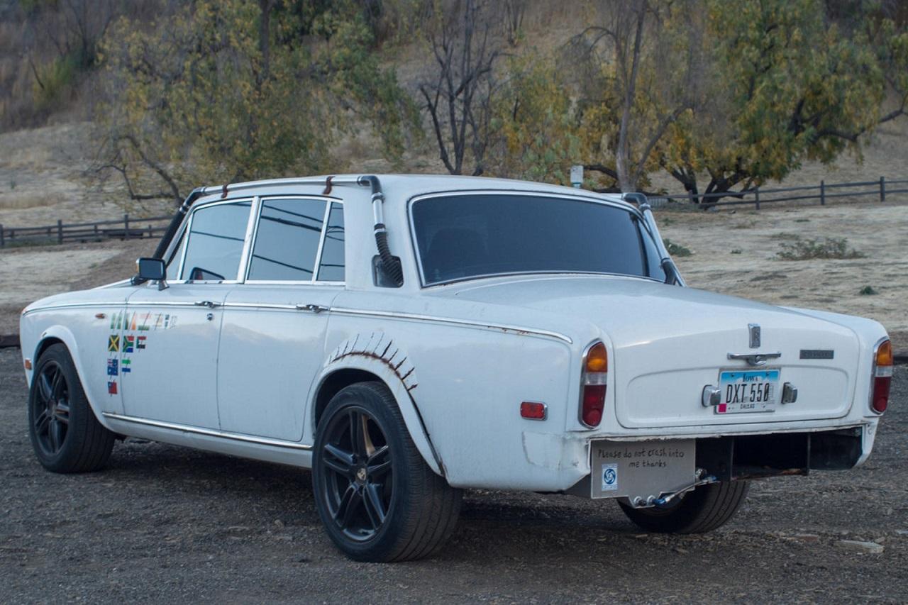 Rolls Royce Silver Shadow - The Trolls Royce ! 16