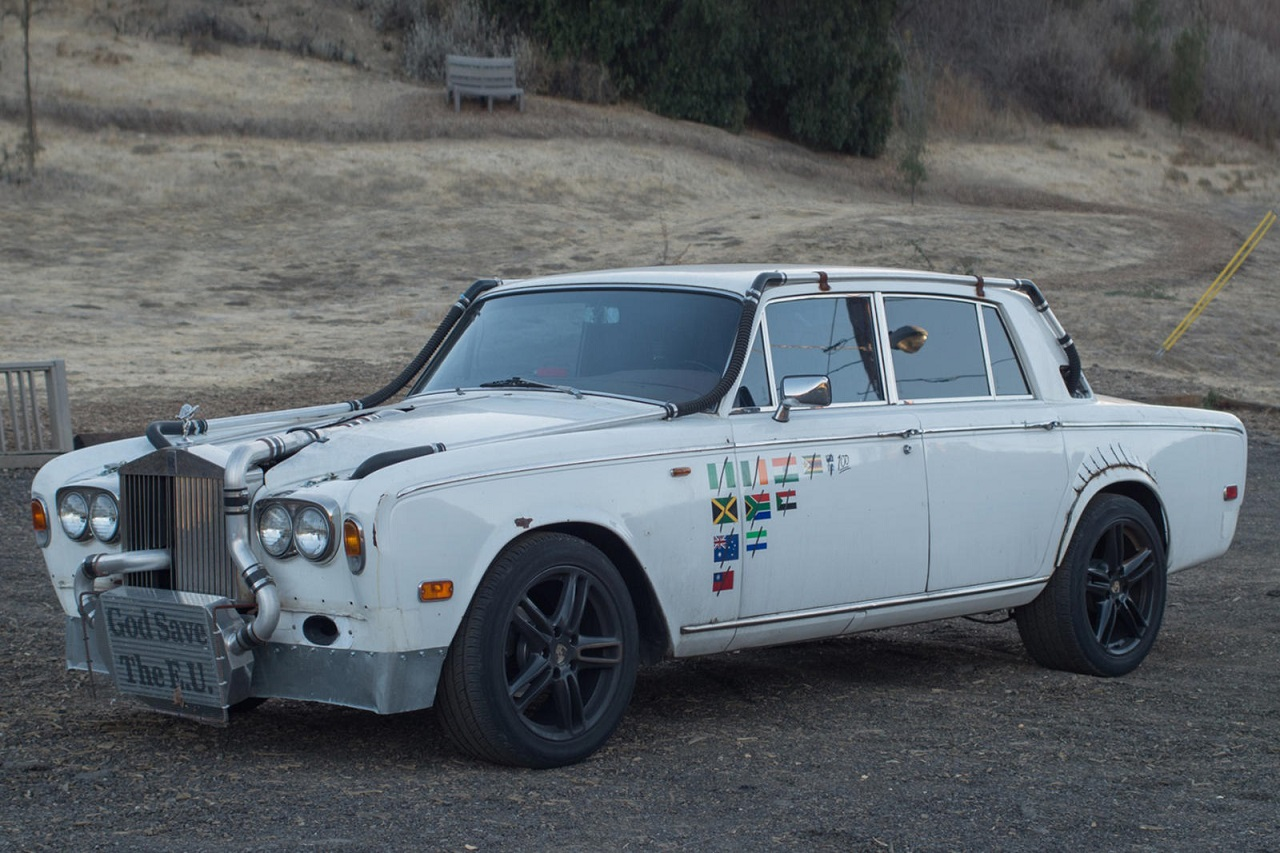 Rolls Royce Silver Shadow - The Trolls Royce ! 4