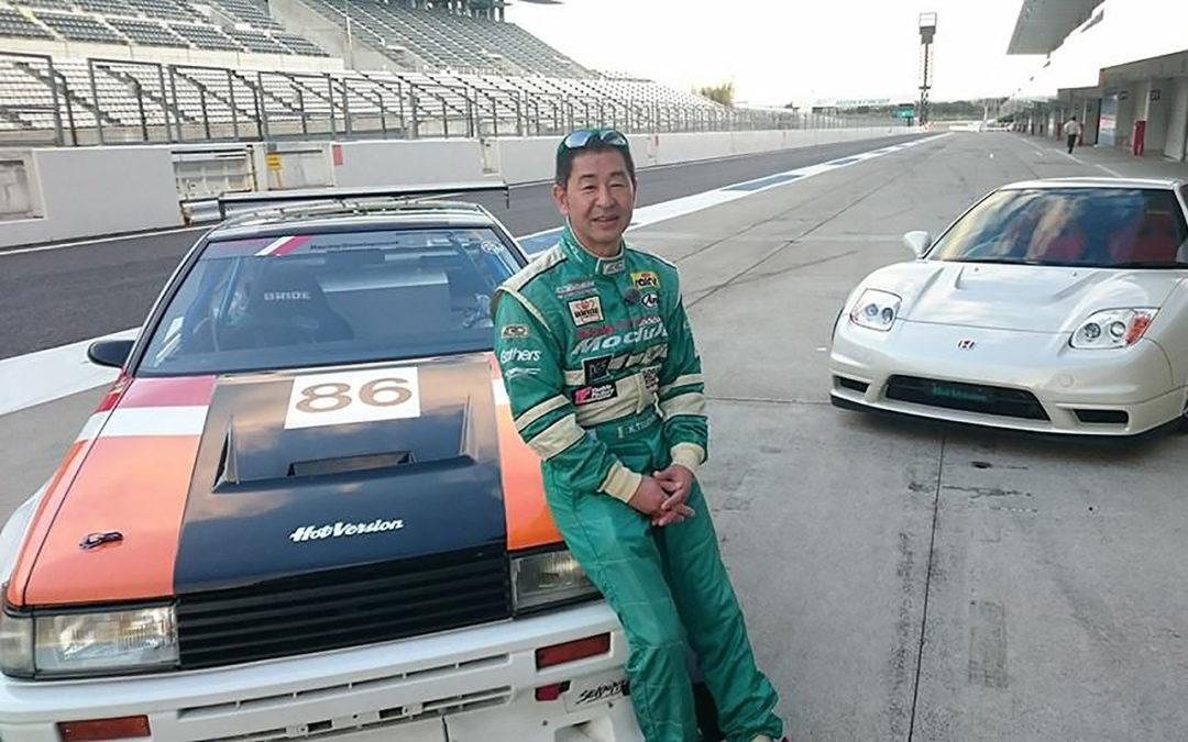 #Petrolhead – Keiichi Tsuchiya – Le Maître du drift !