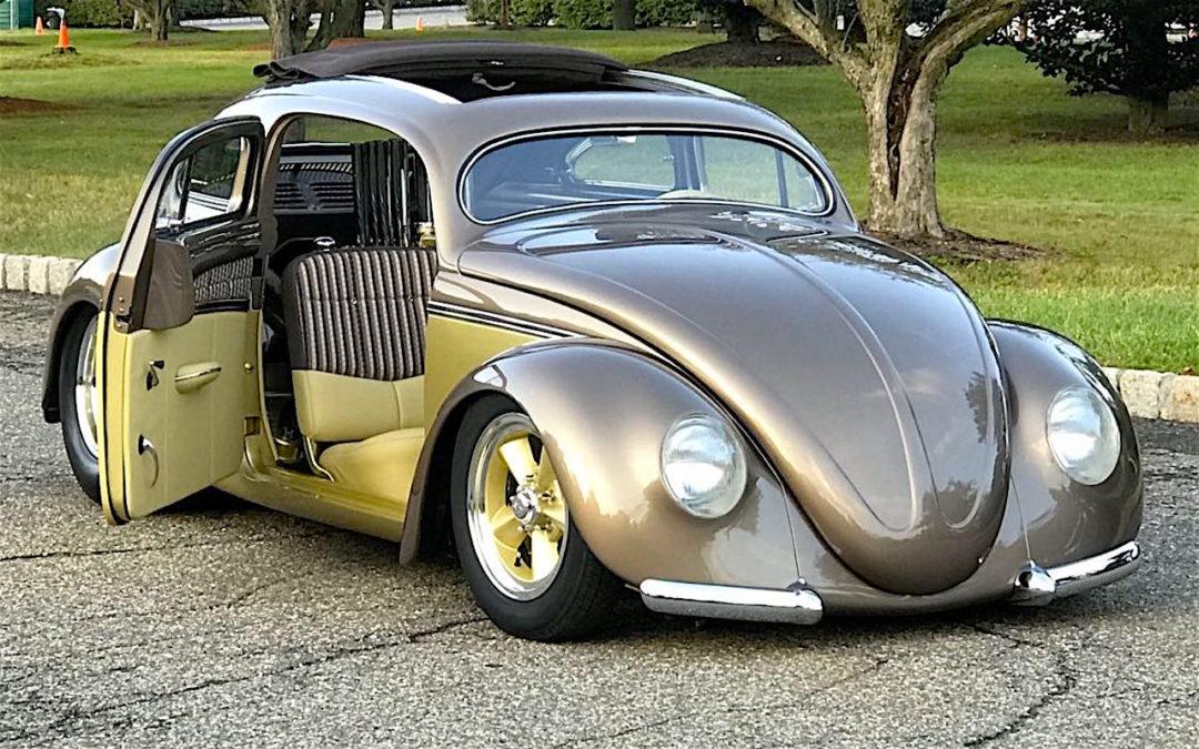 '56 Beetle Berlin Buick… Un V8 sur la banquette !
