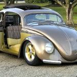 '56 Beetle Berlin Buick... Un V8 sur la banquette !