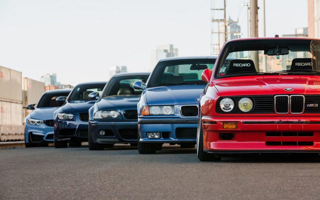 BMW M3 Limited Editions… Les plus rares !