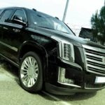 Cadillac Escalade 6.2 - En mode gangsta !