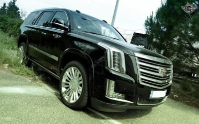 Cadillac Escalade 6.2 – En mode gangsta !