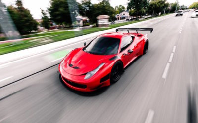 Ferrari 458 GT3… Street legal ultime !